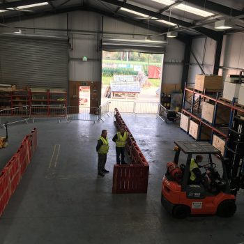 forklift refresher training