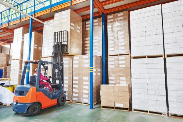forklift counterbalance course refresher