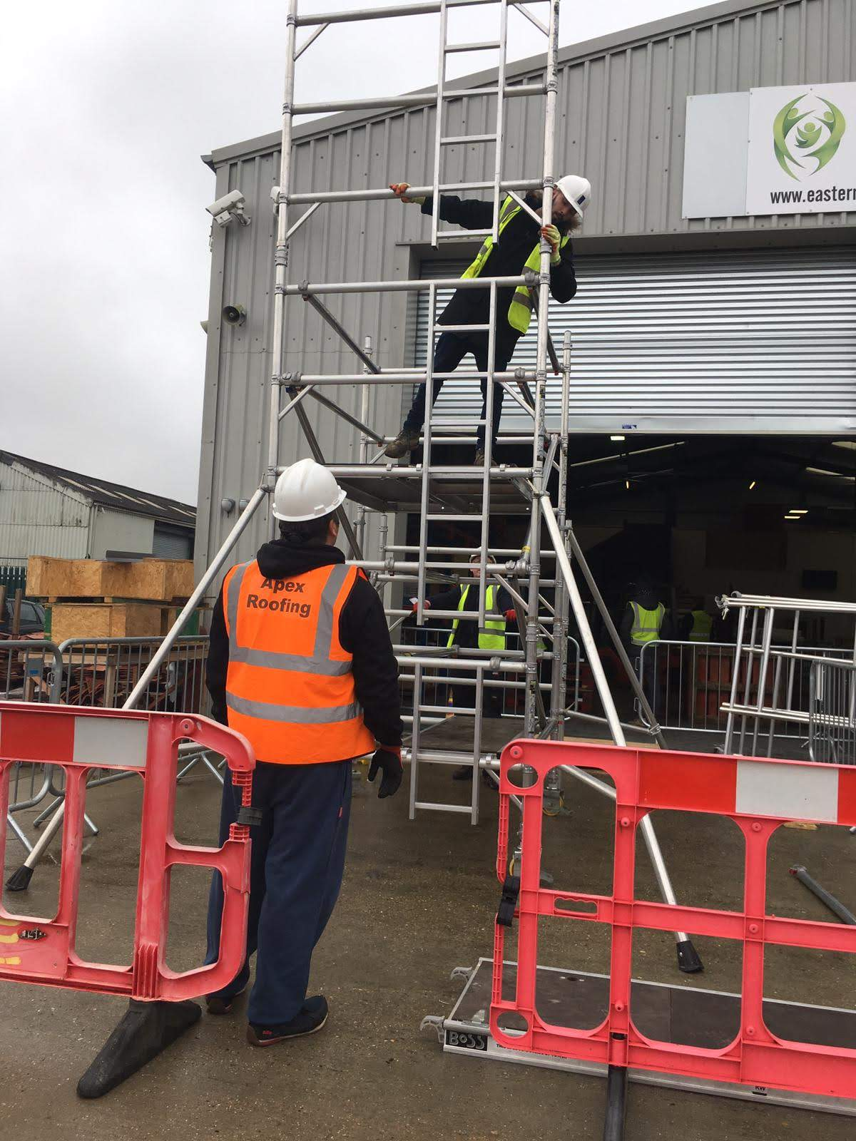 Tower Training Course Pasma In Ipswich Suffolk