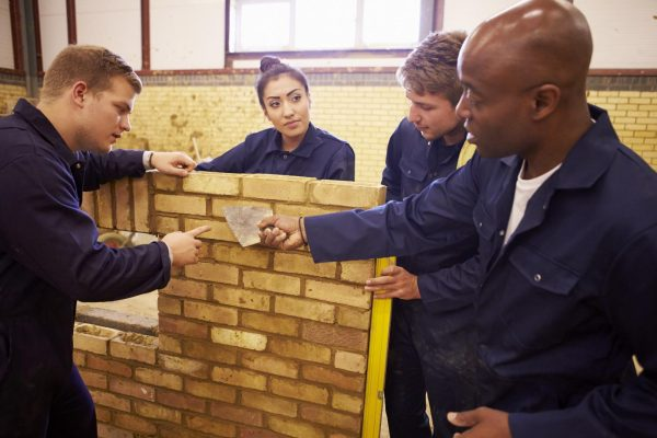 BTEC Level 1 Construction Brickwork