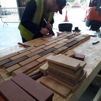 Btec Level 1 Bricklwork. Bricklaying course Ipswich