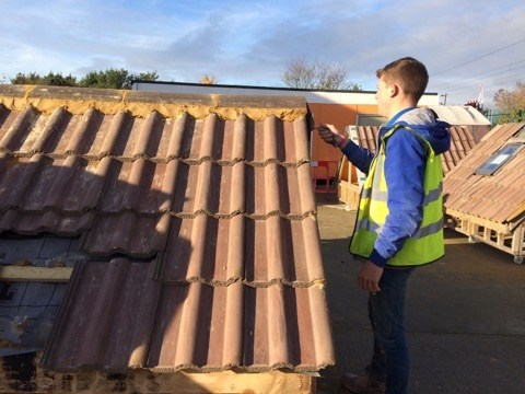 Intro To Roofing Course Ipswich Suffolk