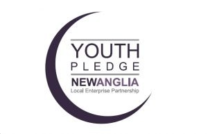Youth Pledge - New Anglia logo